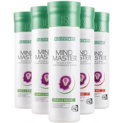 MIND MASTER GREEN 5pak zestaw